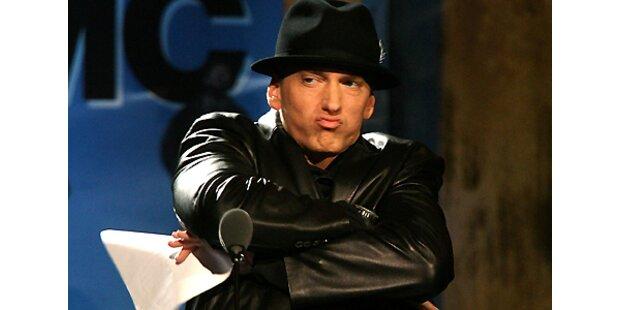 MTV Awards Eminem tritt wieder auf!