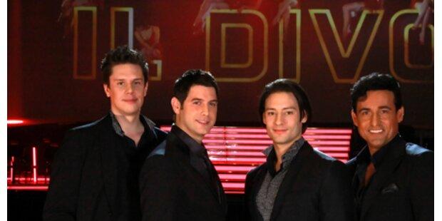 Il Divo: Sexy Sängerknaben bei uns