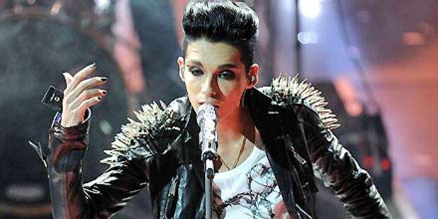 Tokio Hotel verschenken Konzertkarten!