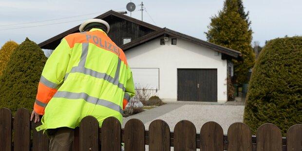 Räuber erschlugen Mann und Frau: Ermittlungen
