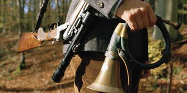 Burgenland: Jäger schoss Frau in den Fuß