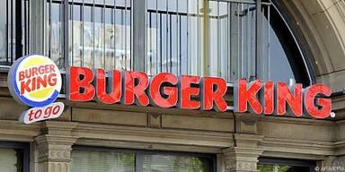 Gewinn von Burger King fiel um 13 Prozent