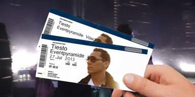Gewinnen Sie Tickets für Tiesto!