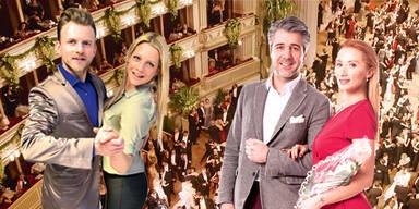 Unsere Gewinner tanzen mit Willi & Karina