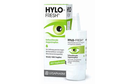 10x2 Hylo-Fresh Augentropfen gewinnen