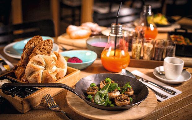 Frühstück im Tian Bistro gewinnen