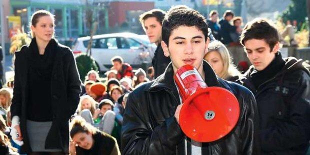 400 Schüler für Geworg