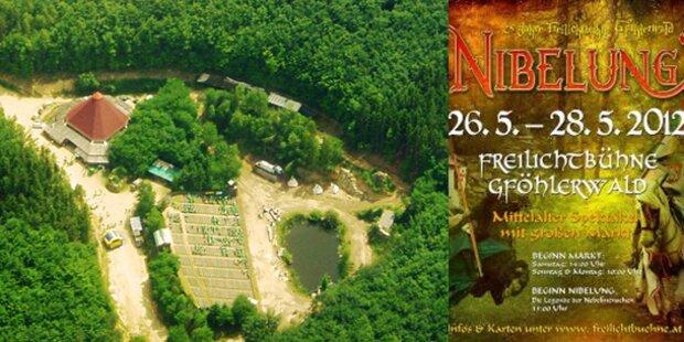 Pfingsten: Nibelungen - Sage statt Winnetou