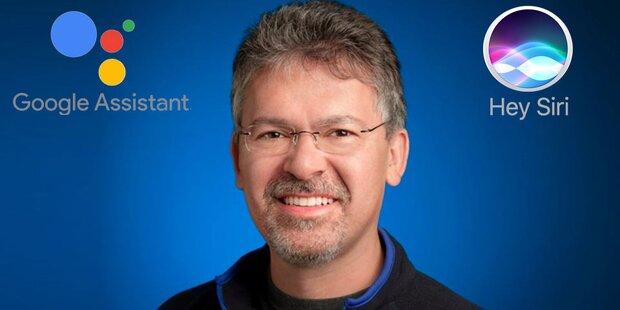 Google-Experte soll Siri verbessern