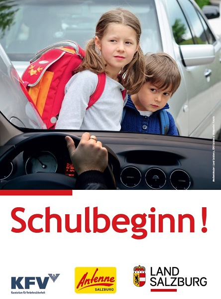 Schulbeginn in Salzburg