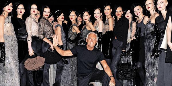 Giorgio Armani Fashionshow