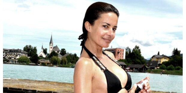 Gitta Saxx geht jetzt auf Gelsenjagd