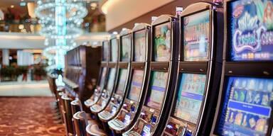 Glückspiel - ADV - Spielautomaten, Spielcasino