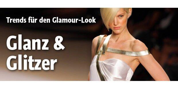 Glanz & Glitzer für den Glamour-Auftritt