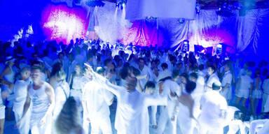 Glamour in White Casino Velden Tickets gewinnen Fete Blanche
