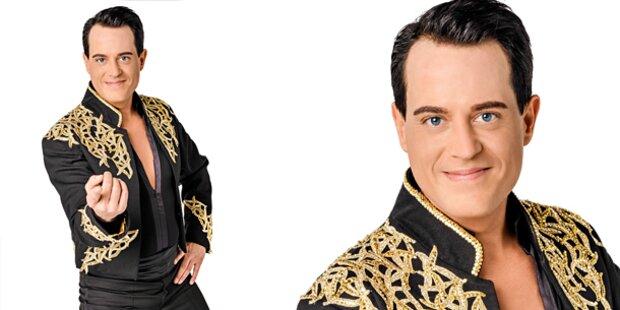 Dancing Star Gregor Glanz