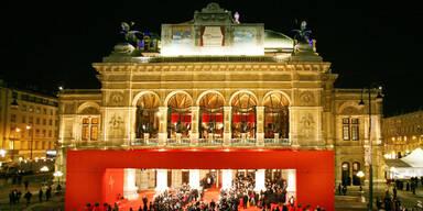 Glanz & Glamour am Wiener Opernball 2010