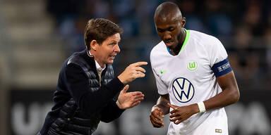 Wolfsburg-Kapitän rechnet mit Glasner ab