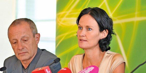 Grüne Rebellen suchen bereits Nachfolgerinnen für Glawischnig