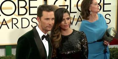 Die Golden Globes 2014!