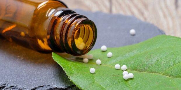 Wie funktioniert die Homöopathie?