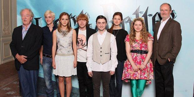 Dieser Harry Potter Star ist bei GoT dabei