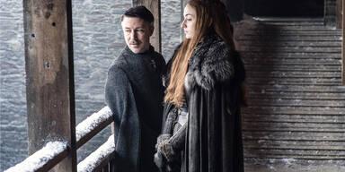 Game of Thrones GoT 7. Staffel Littlefinger und Stark