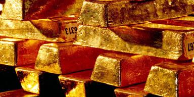 Goldpreis im freien Fall