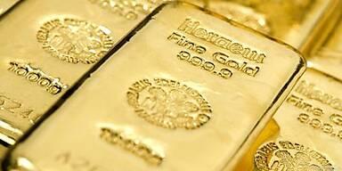 Gold glänzt derzeit wieder ganz besonders
