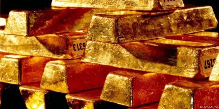 Europas Zentralbanken verlängern Goldabkommen