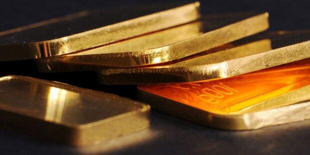 Bauarbeiter finden Goldschatz