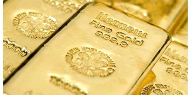 Goldbarren auf Flugzeug-WC entdeckt