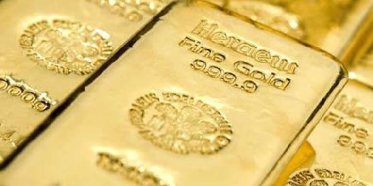 Gold und Silber steigen weiter