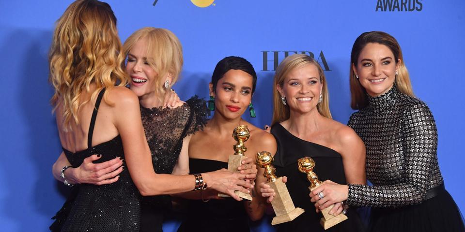 Golden Globes Big Little Lies