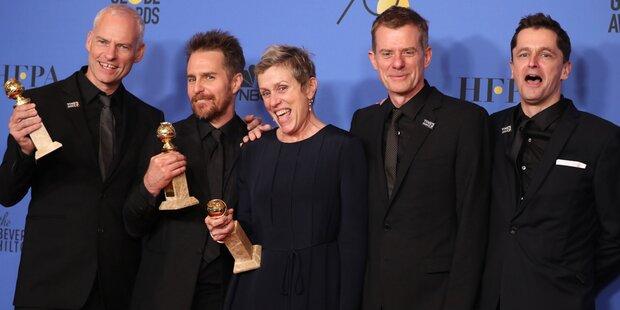 Golden Globes: Das sind die Gewinner