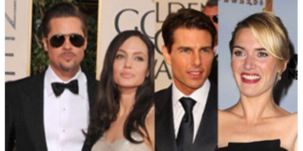 Golden Globes: Alle Stars, alle Gerüchte
