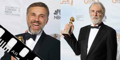 Golden Globes an Haneke und Waltz