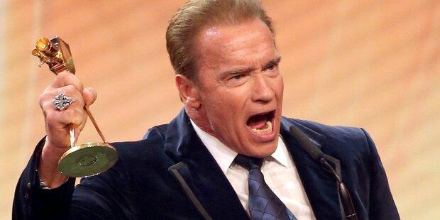 Schwarzenegger hat