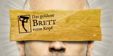 """""""Das goldene Brett vorm Kopf"""""""