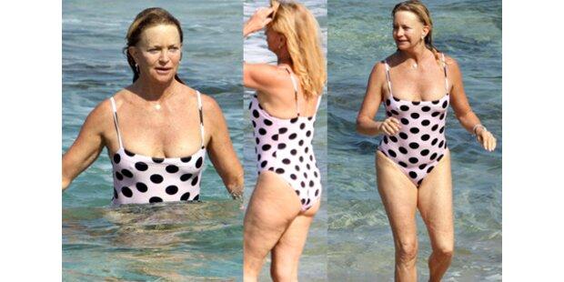 Goldie Hawn: Dieser Körper ist schon 63!