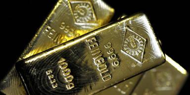 Goldpreis fällt: Schweiz verliert Milliarden