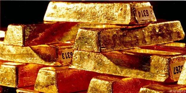 Gold und Silber stürzen ab
