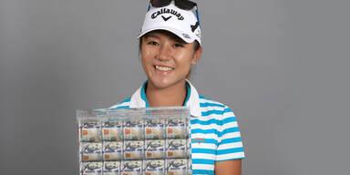 Golf-Beauty Ko knackt Millionen-Jackpot