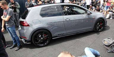 So kommt das neue Golf GTI Top-Modell
