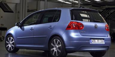 Volkswagen zeigt ersten Golf Hybrid