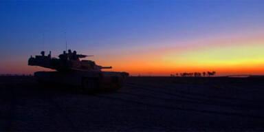 Golfkrieg Panzer