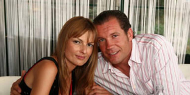 Armin Assinger mit seiner Frau Bettina