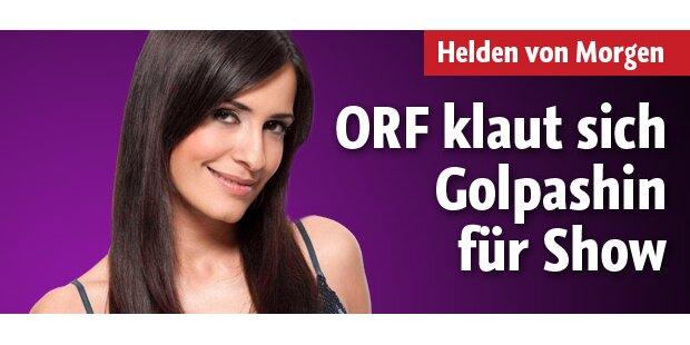 ORF klaut sich Doris Golpashin für Show