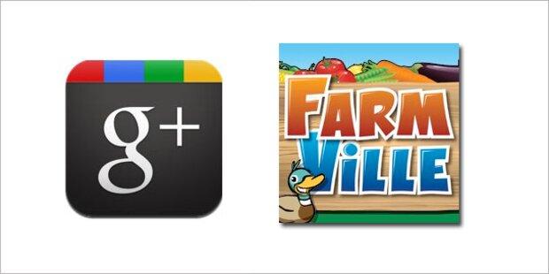 Google+ bietet nun auch Spiele an