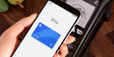 Google Pay ab sofort in Österreich